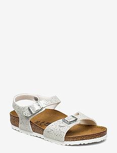 Rio - sandals - cosmic sparkle white