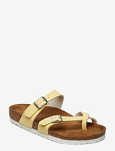 Mayari - flade sandaler - sunkissed vanilla