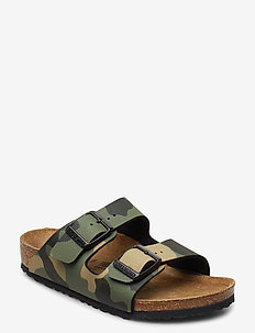 Arizona - sandals - desert soil camo khaki