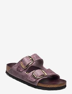 Arizona Big Buckle - flate sandaler - lavender blush