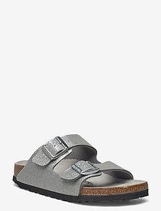 Arizona Kids - strap sandals - magic galaxy silver pop