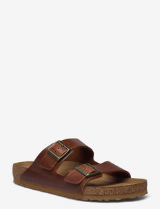 Arizona Soft Footbed - schuhe - cognac