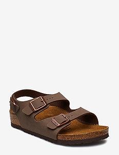 Roma - sandals - mocha