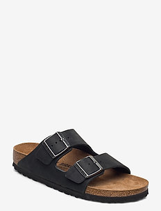 Arizona - pool sliders - black