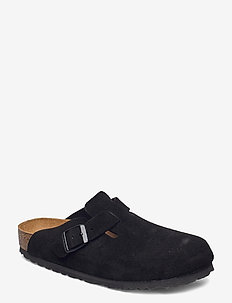 Boston Soft Footbed - kapcie - black