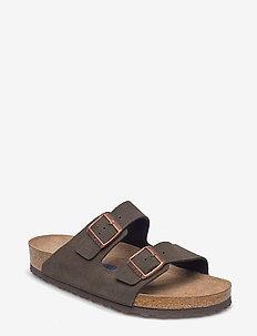 Arizona - sandały - mocca