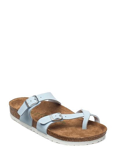 Mayari Vegan Shoes Summer Shoes Flat Sandals Blau BIRKENSTOCK | BIRKENSTOCK SALE