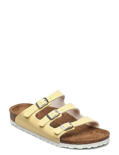 Florida Vegan Shoes Summer Shoes Flat Sandals Gelb BIRKENSTOCK | BIRKENSTOCK SALE