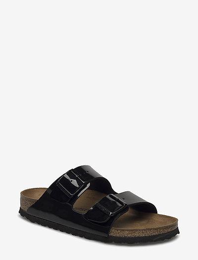 Arizona - flade sandaler - black