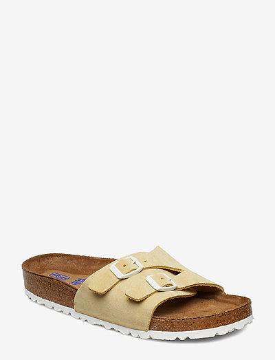 Vaduz Soft Footbed - flade sandaler - vanilla