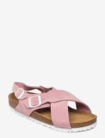 Tulum Soft Footbed - flade sandaler - rose