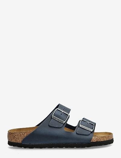 Arizona Soft Footbed - flade sandaler - blue