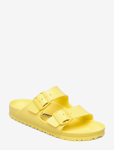 Arizona EVA - flade sandaler - vibrant yellow