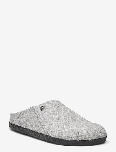 Zemratt Shearling - skor - light gray