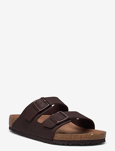 Arizona Vegan - sandaler - saddle matt brown