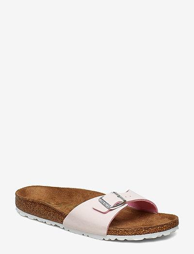 Madrid - flade sandaler - sunkissed rose