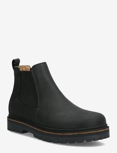 Stalon - chelsea boots - black
