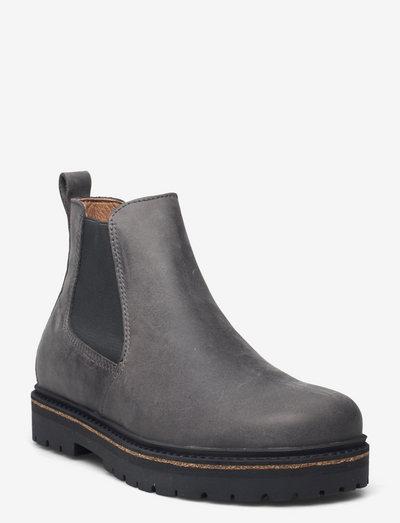 Stalon - chelsea støvler - graphite