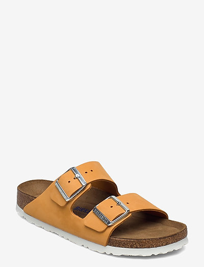 Arizona Soft Footbed - flade sandaler - apricot