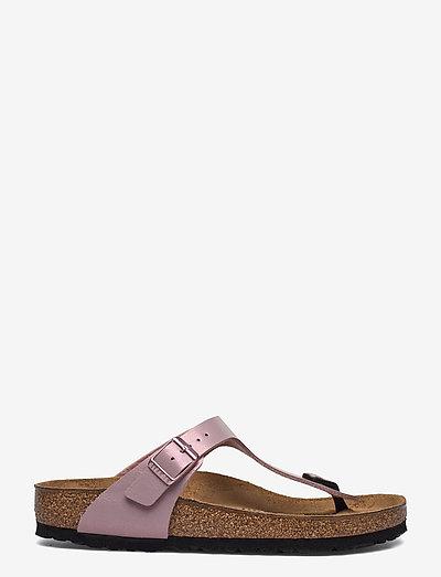 Gizeh - flade sandaler - graceful lavender blush
