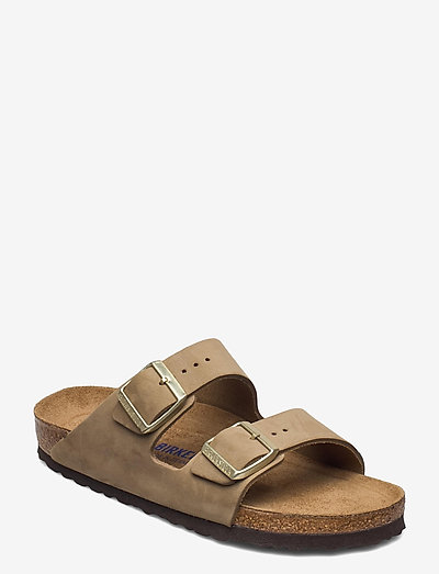 Arizona Soft Footbed - flade sandaler - faded khaki