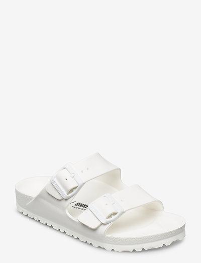 Arizona EVA - flade sandaler - white