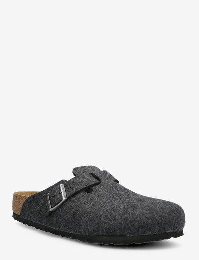 Boston Wool - sandaler - anthracite