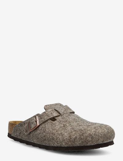 Boston Wool - skor - cacoa