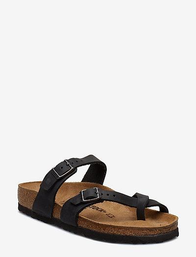 Mayari - flade sandaler - balck