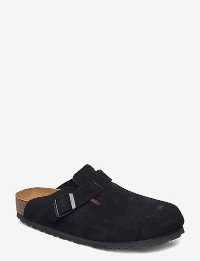 Boston Soft Footbed - black