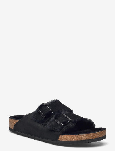 Arizona Shearling - skor - black