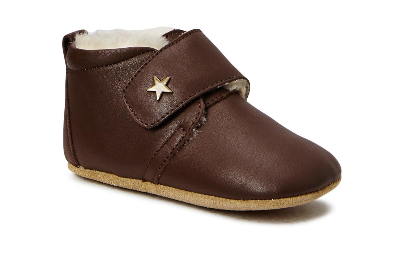 Bisgaard bisgaard warm baby star - 60 BROWN