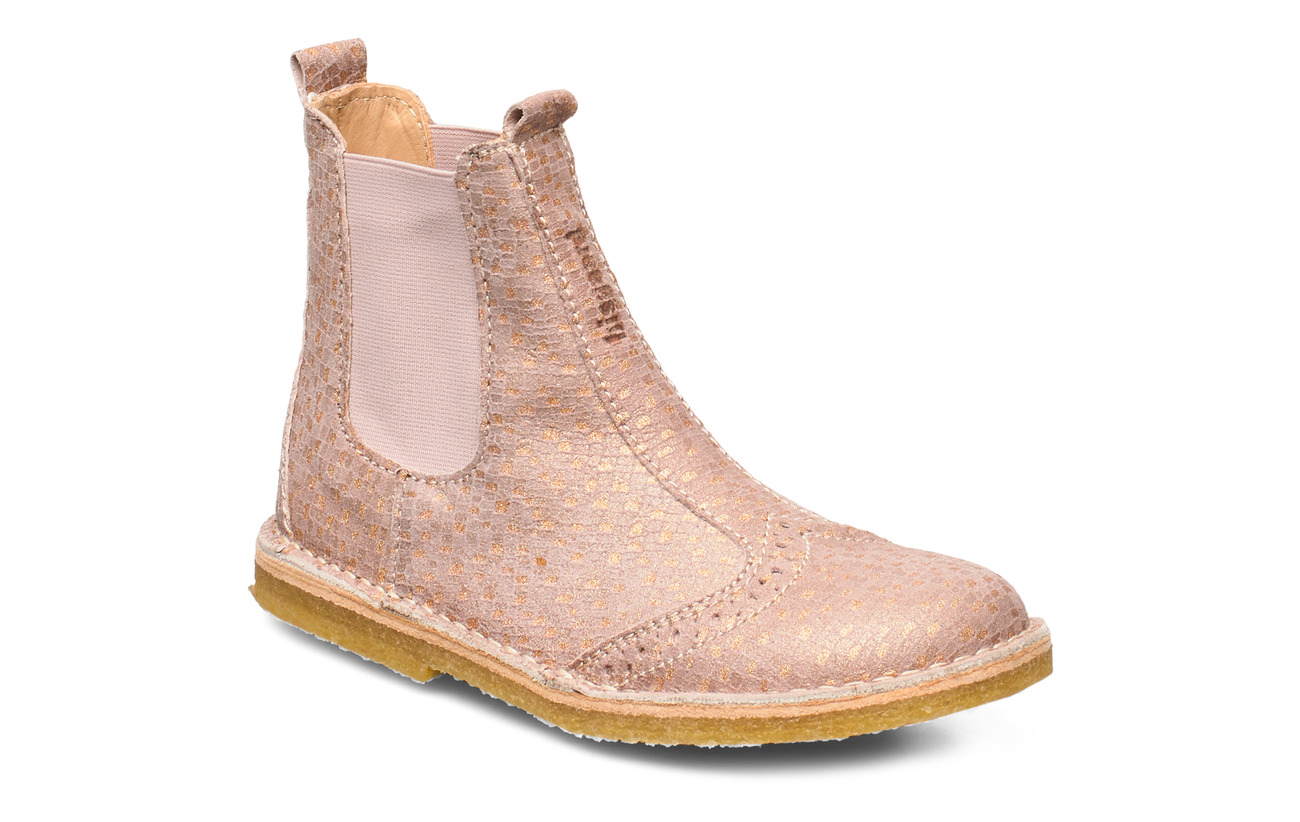 Bisgaard Boot - NUDE SQUARE
