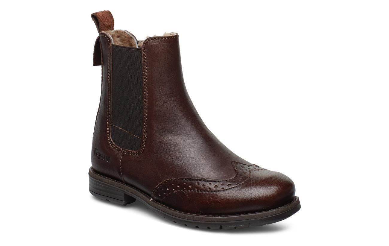 Bisgaard Boot - DARK BROWN
