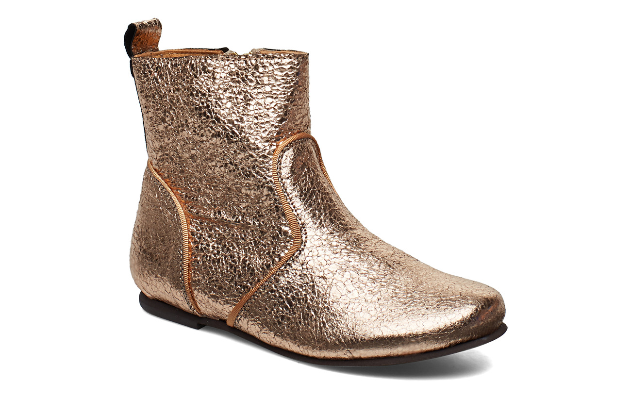 Bisgaard Boot - ROSE GOLD