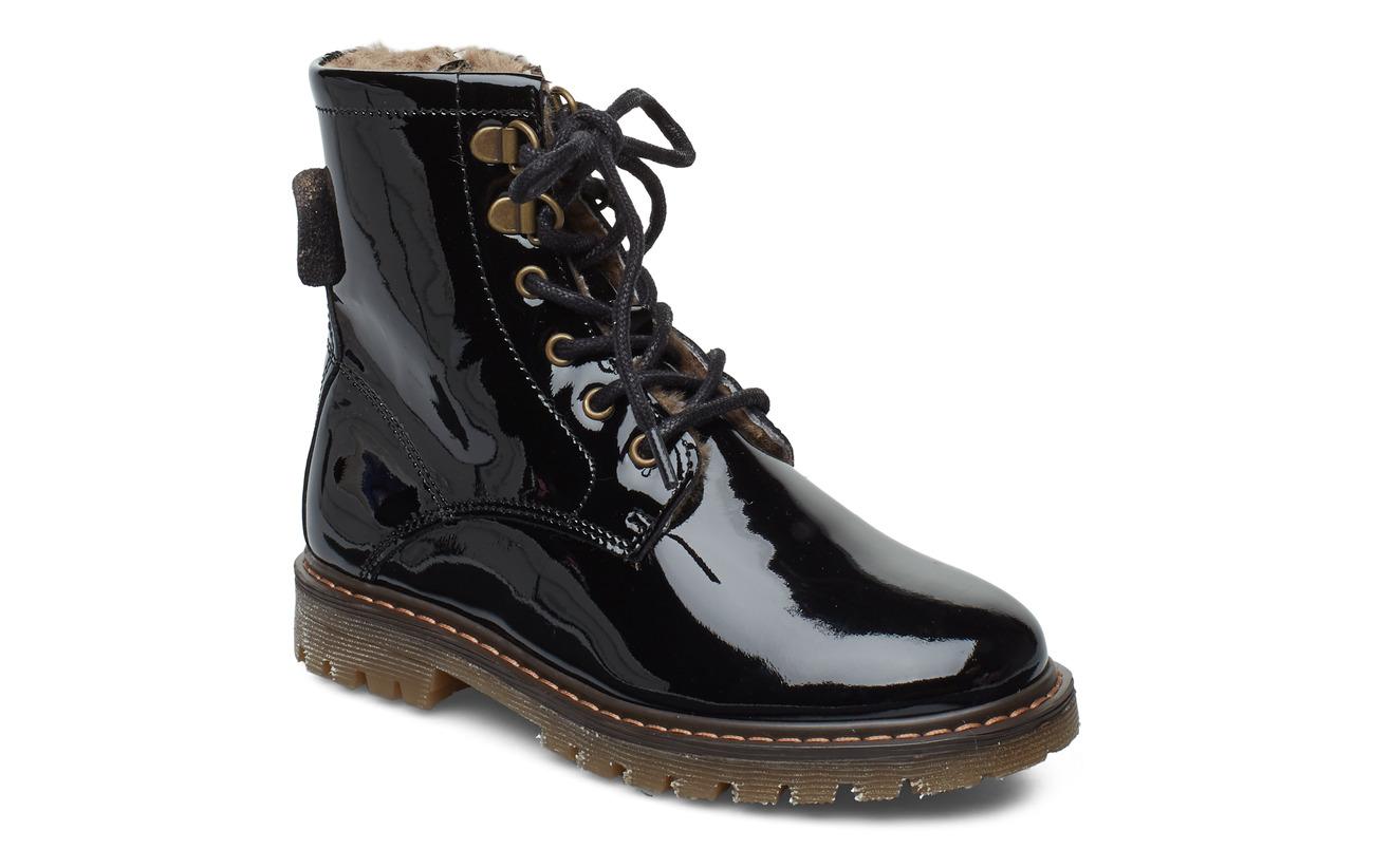 Bisgaard Boot - BLACK PATENT