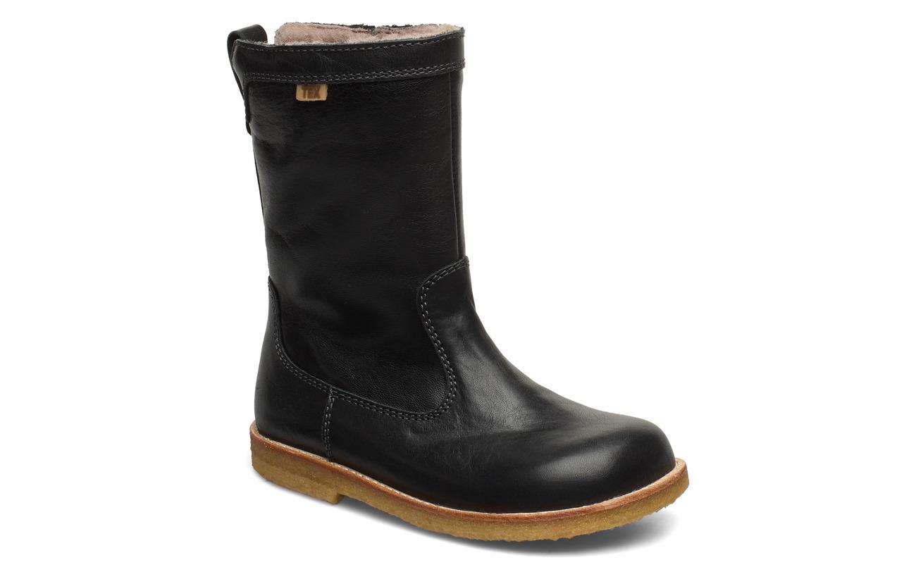 Bisgaard TEX boot - BLACK