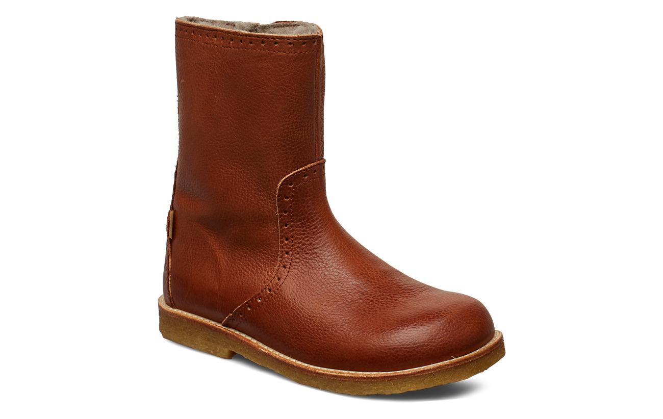 Bisgaard TEX boot - COGNAC