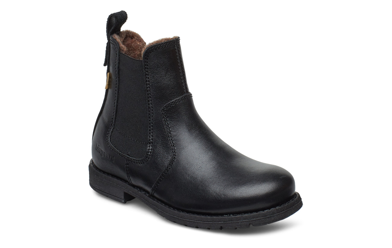 Bisgaard TEX boot - BLACK