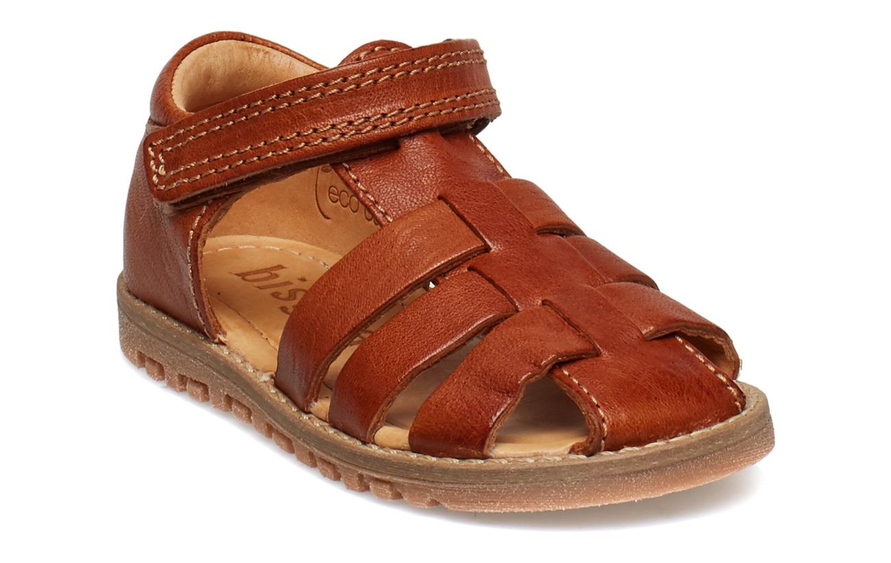 Bisgaard Sandal - COGNAC