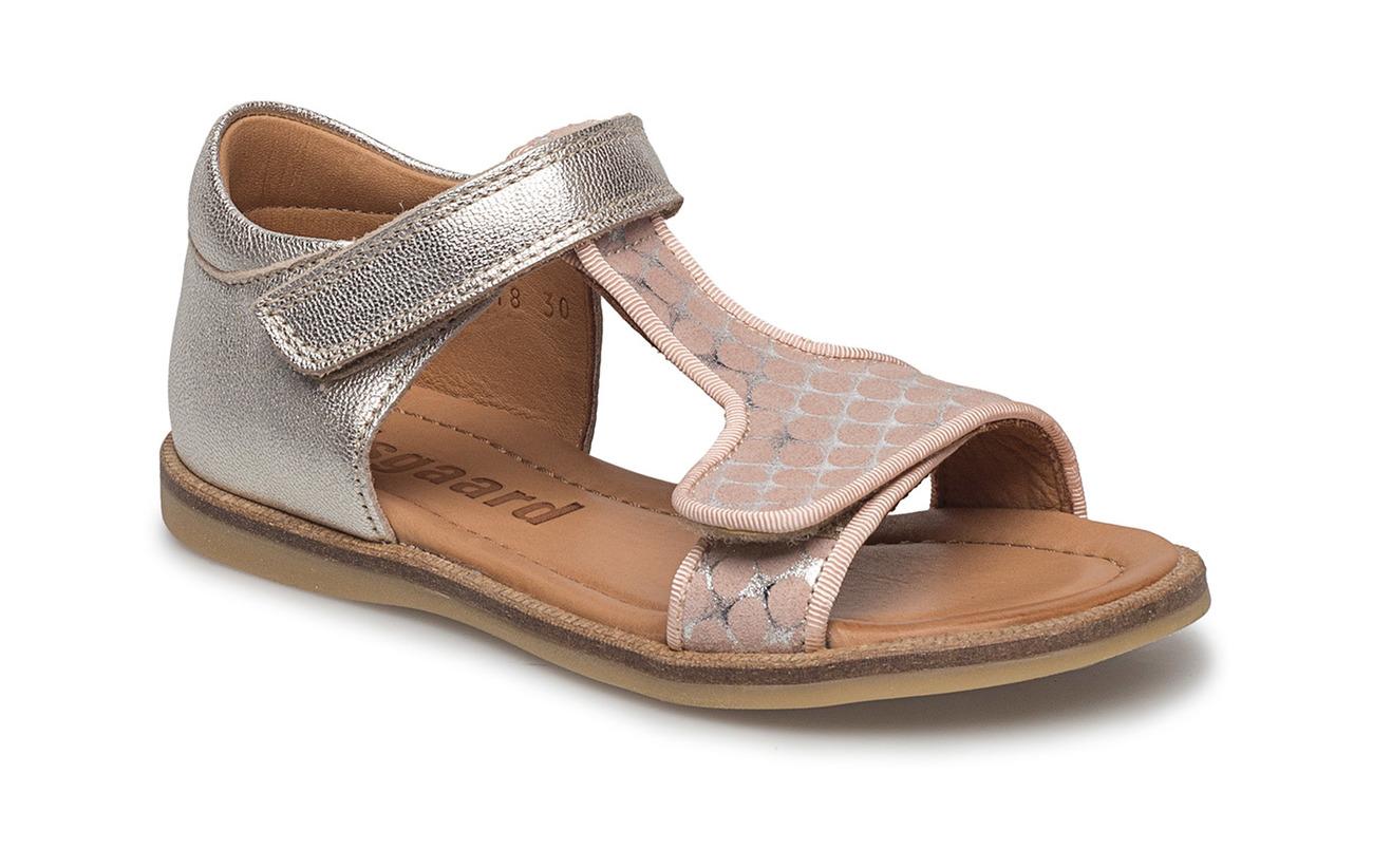Bisgaard Sandals - ROSE DOTS