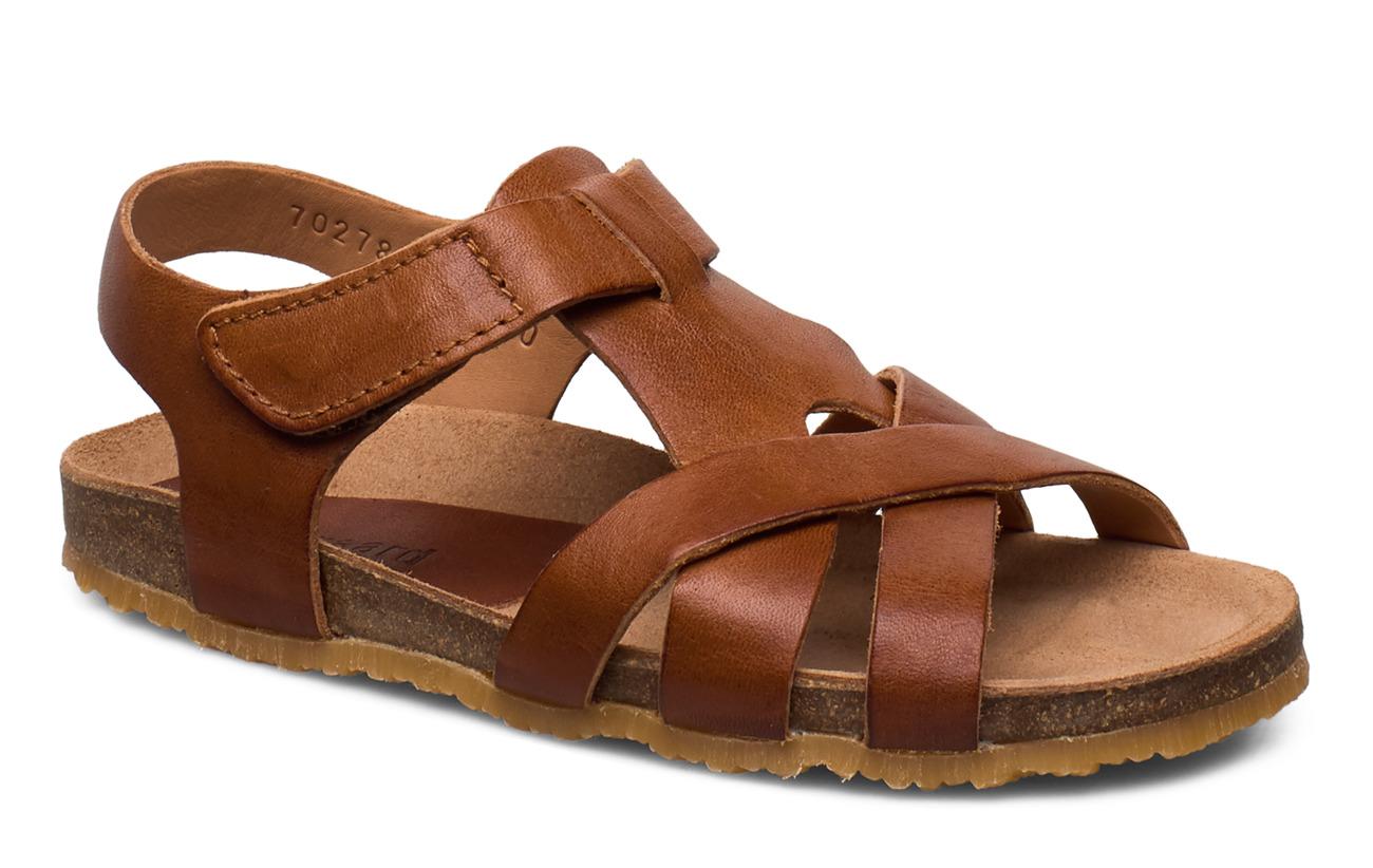 Bisgaard Sandals - COGNAC