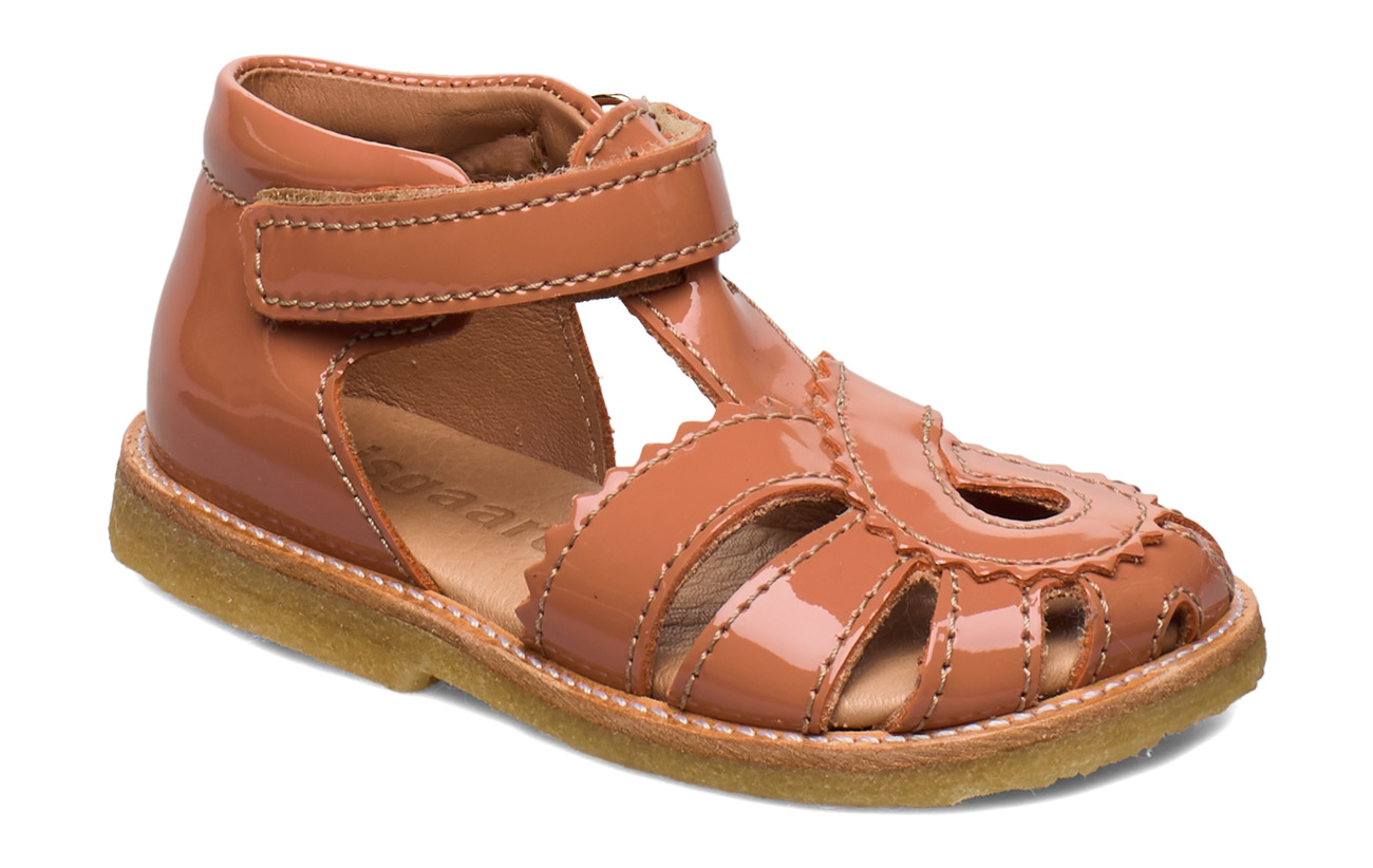 Bisgaard Sandals - PAPAYA