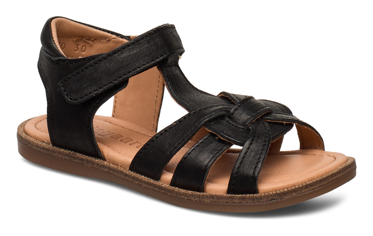 Bisgaard Sandals - BLACK