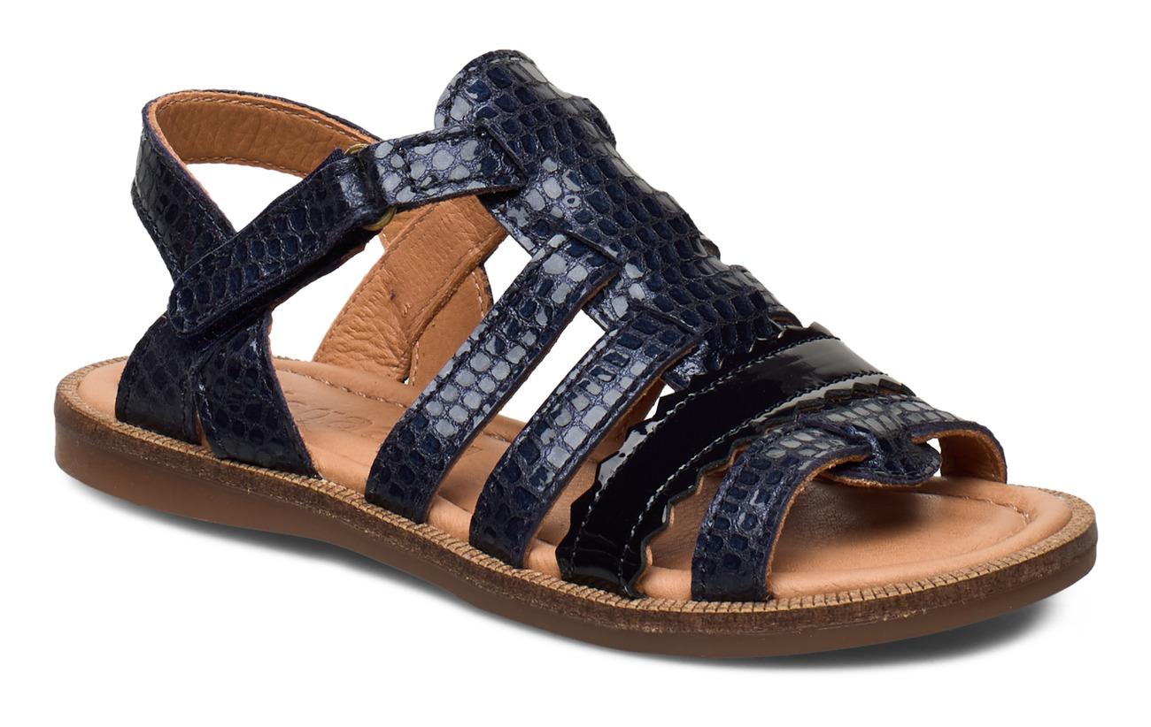 Bisgaard Sandals - MARINE