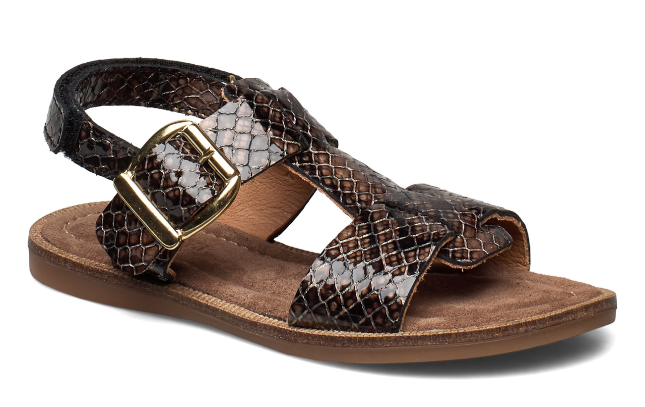 Bisgaard Sandals - CHARCOAL