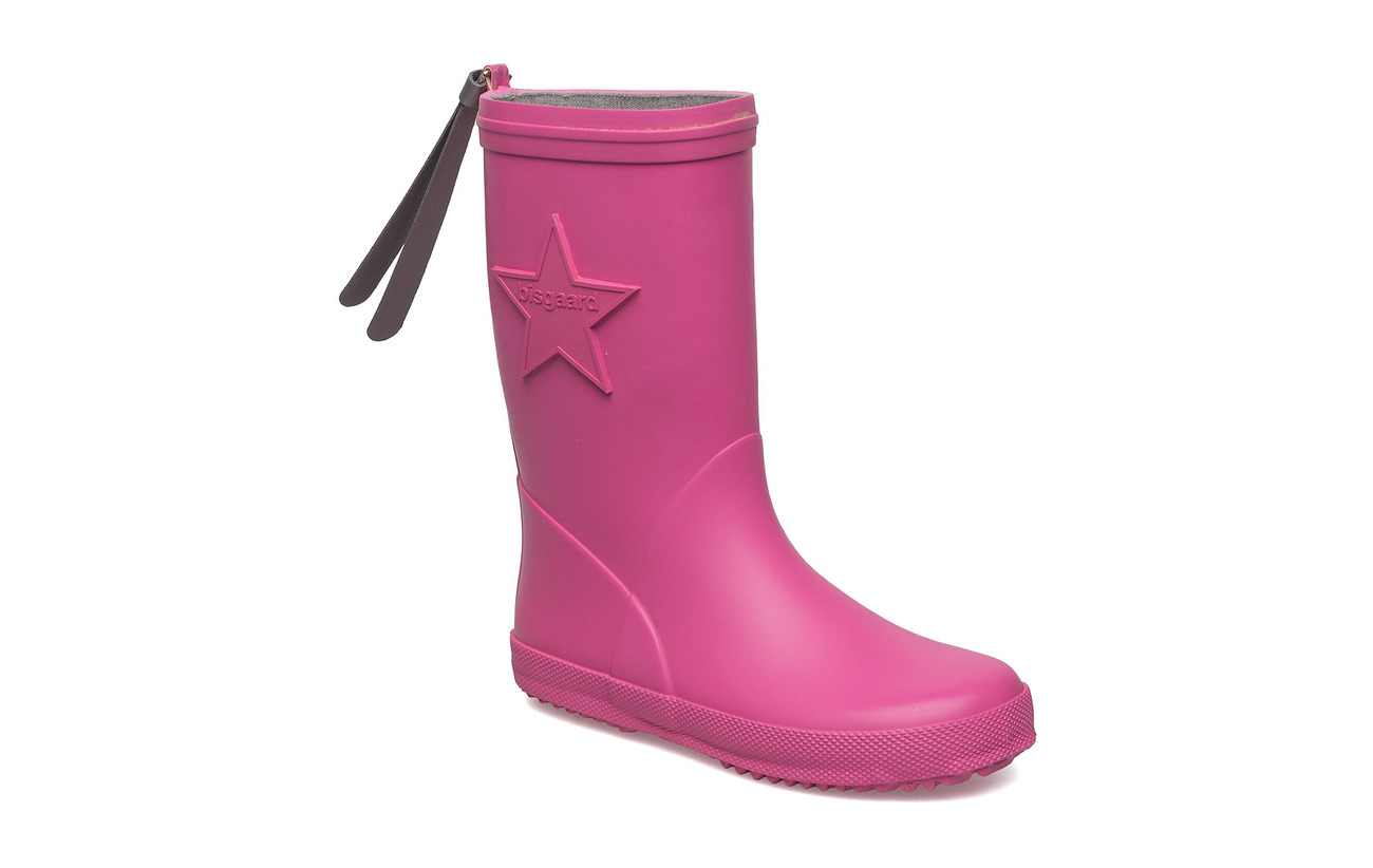 "Bisgaard RUBBER BOOT ""STAR"" - PINK"