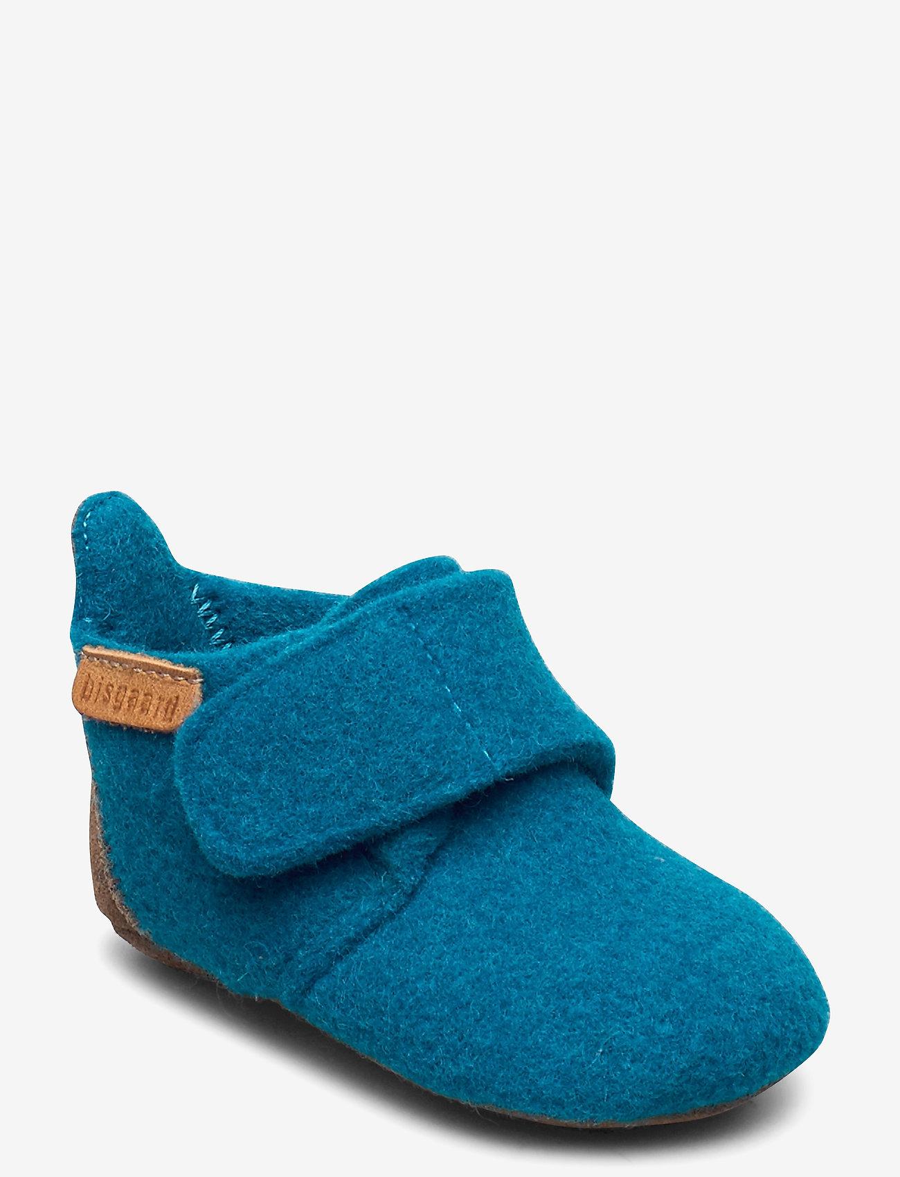 Bisgaard - Prewalker - hjemmesko - orion blue - 0