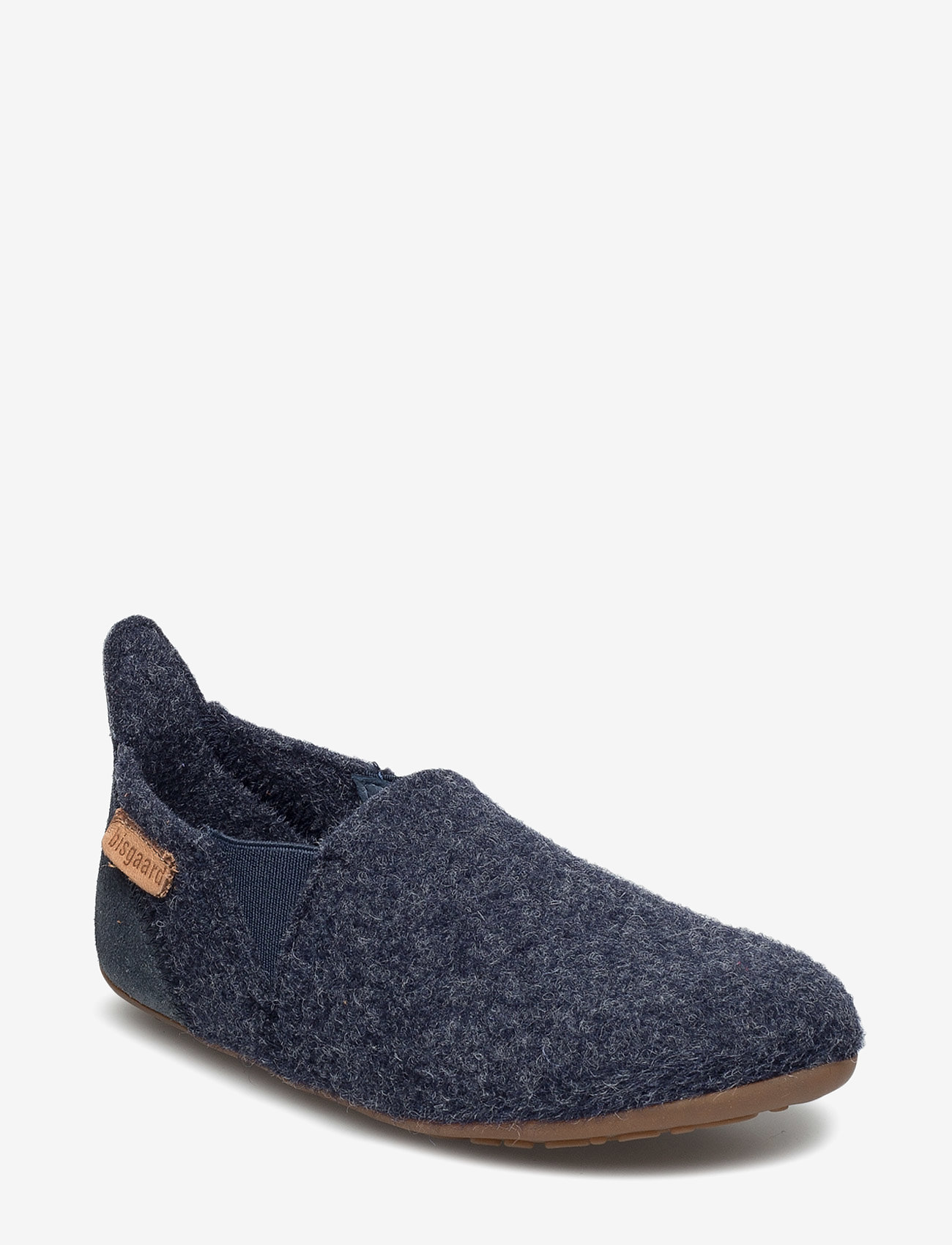 "Bisgaard - HOME SHOE - ""WOOL SAILOR"" - hausschuhe - 20 blue - 0"