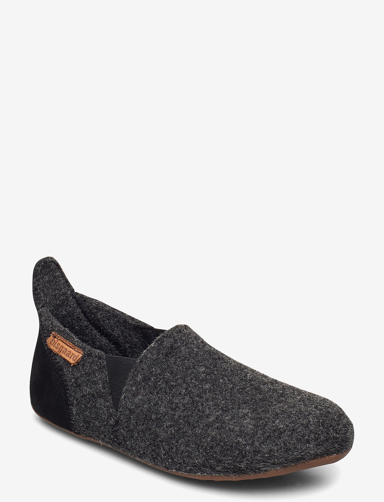 "Bisgaard - HOME SHOE - ""WOOL SAILOR"" - hausschuhe - antrachite - 0"